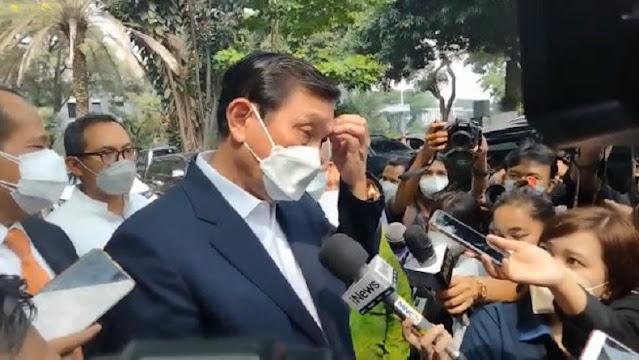 Luhut Beber Alasan Indonesia Dekati China: Karena Kita Punya Kepentingan