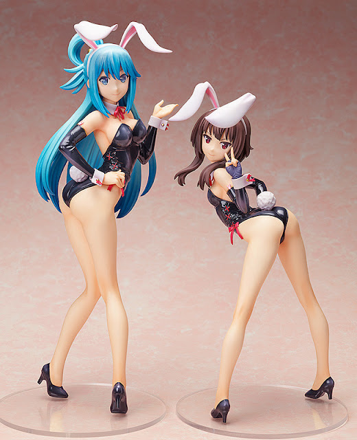 Figuras: Megumin: Bare Leg Bunny Ver. de Konosuba - FREEing