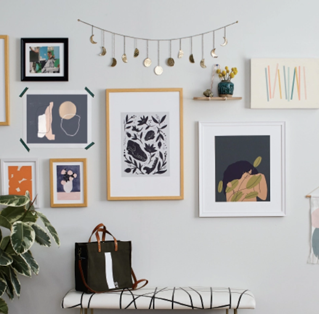 DECORATING IDEAS THAT WILL ADD WARMTH AND COMFORTABLE CHARM TO YOUR WALL