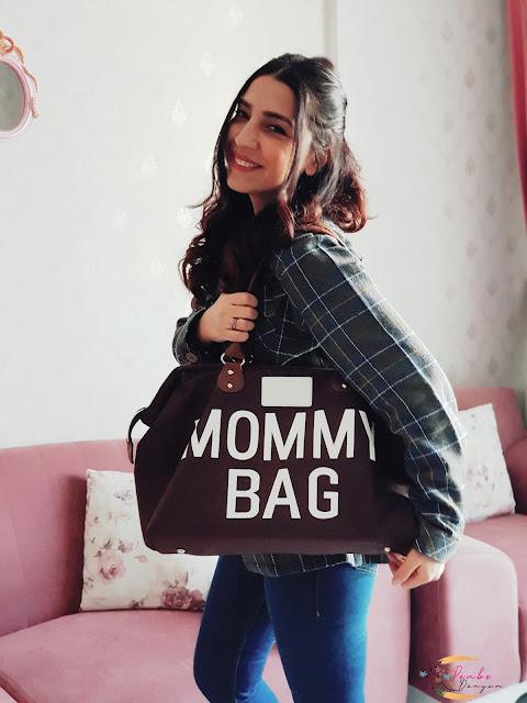 anne bebek çantası trendyol