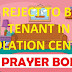 COVID-19: I REJECT TO BE A TENANT IN ISOLATION CENTER – 30 PRAYER BOMBS