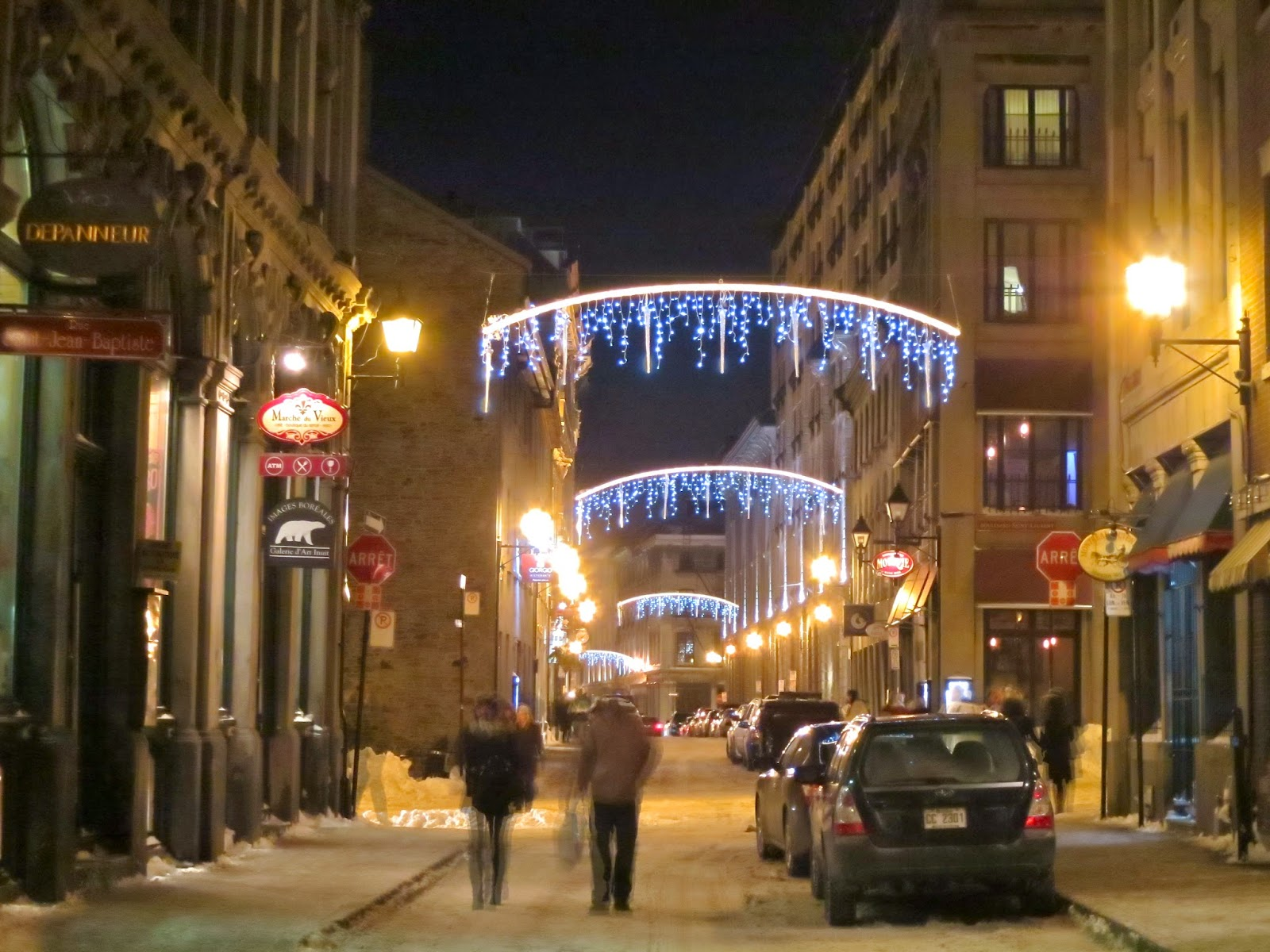 Lights Montreal Adventures In Montreal Christmas Lights Around Montreal
