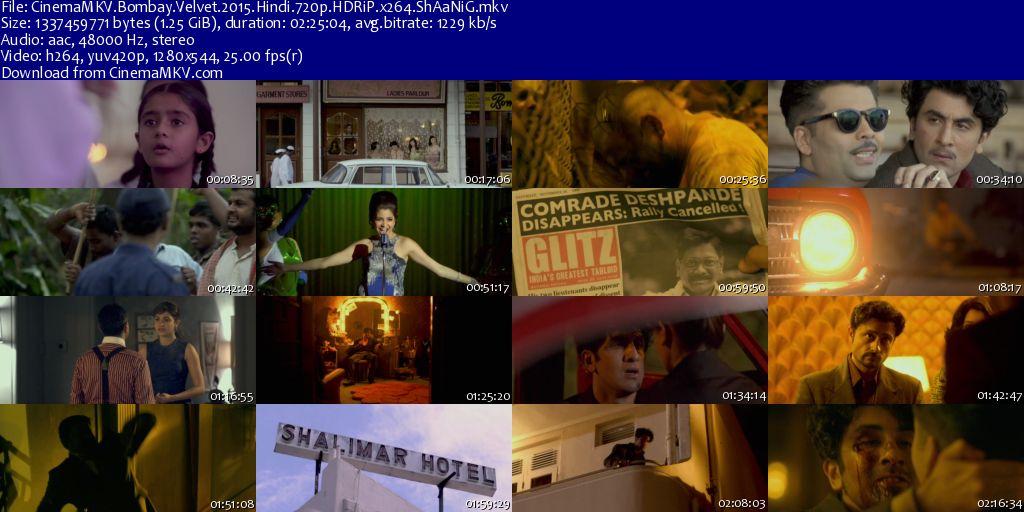 Image result for Bombay Velvet (2015) screenshot