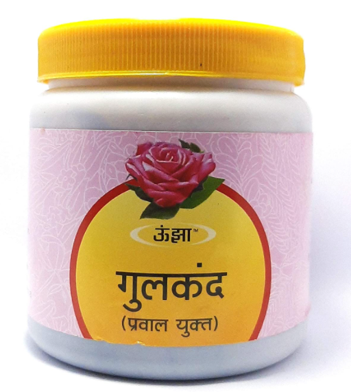 Unjha Gulkand (Praval Yukta)-250 Gm