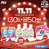 Shopee 11.11 - P&G Big Sale (SUPER SYIOK SALE)