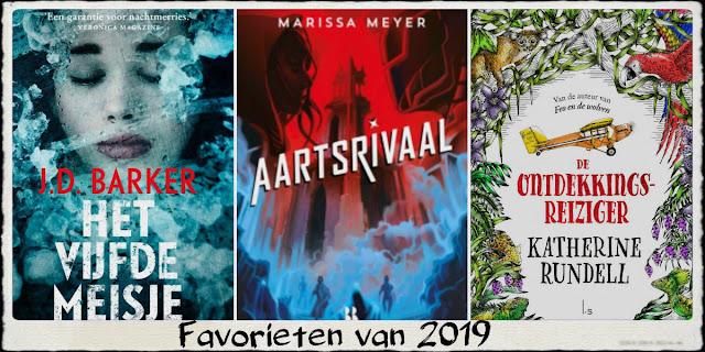 JD Barker, Marissa Meyer, Katherine Rundell, De Boekerij, Blossom Books, Luitingh Sijthoff