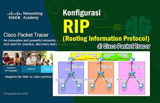 Cara Konfigurasi Routing Information Protocol (RIP) di Packet Tracer