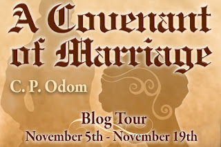 Blog Tour: A Covenant of Marriage by C P Odom