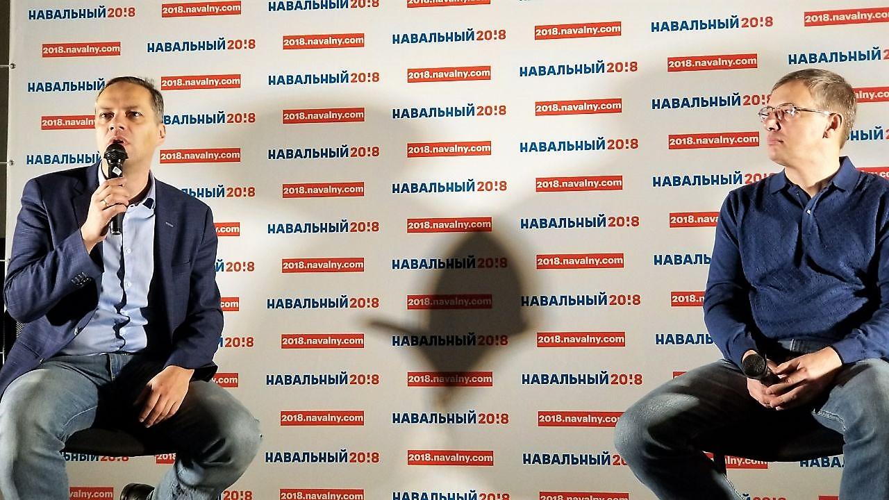 дебаты Владимир Милов Дмитрий Алексеев