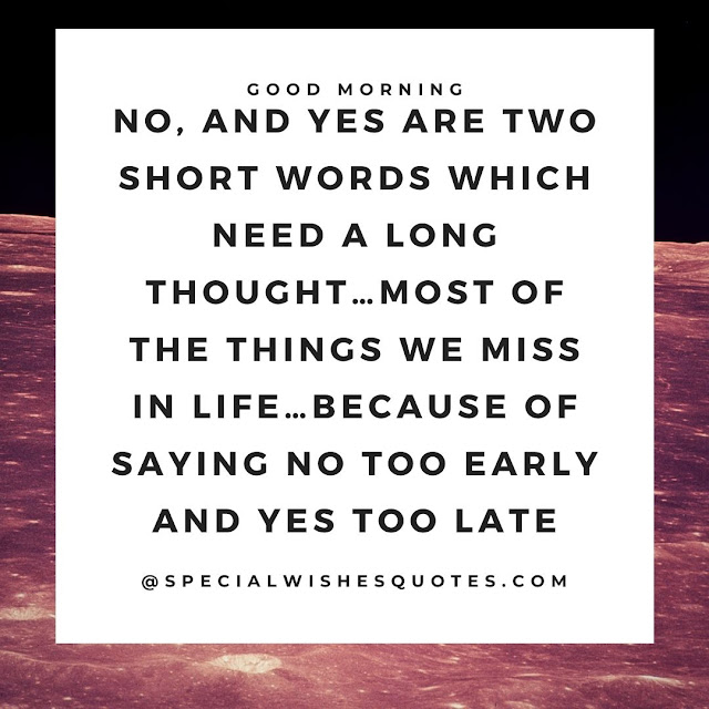 Beautiful inspirational quotes for morning