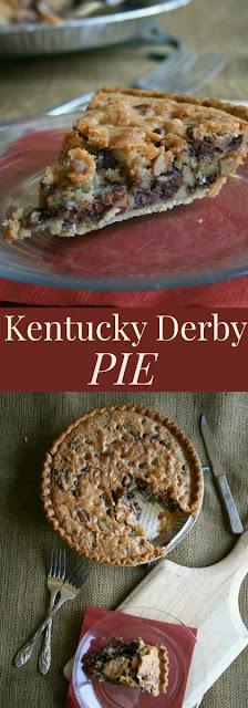 Kentucky Derby Pie   FoodGaZm..