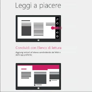 Elenco di lettura app per windows 10