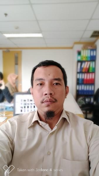 Zenfone 4 Selfie dengan mode portrait