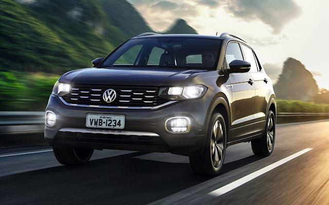 Volkswagen T-Cross Argentina