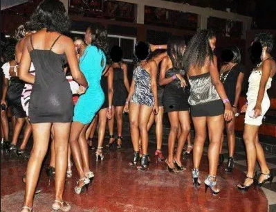 Prostitutes Protest night vigil hotel port harcourt