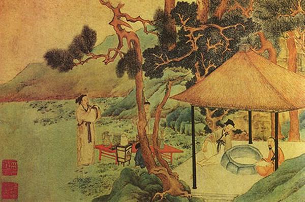 sejarah teh