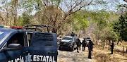 Participa SSP de Acapulco en el combate de incendios forestales