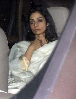 Celebrities at Yash Chopra's chautha ceremony at YRF Studios