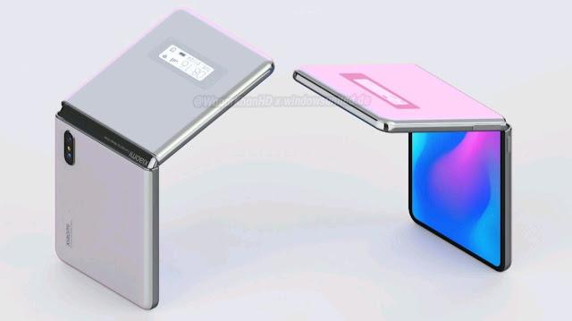 xiaomiintro desain ponsel lipat xiaomi