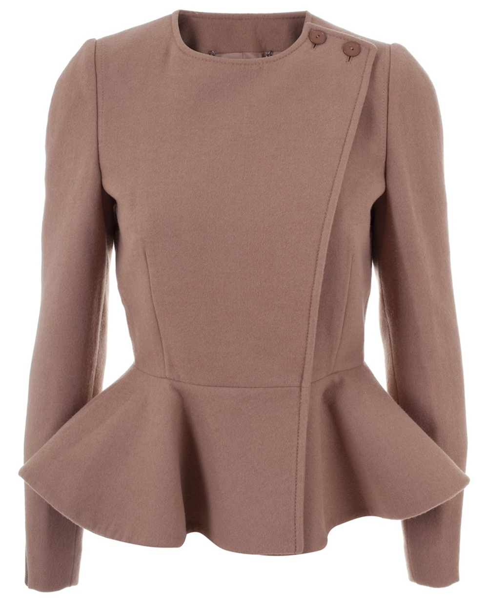 Quirk Trend : Peplum Tops/ Jackets | Fashion Quirk