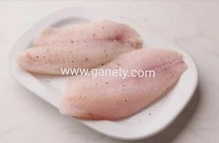 طريقة عمل السمك الفيليه المقرمش