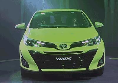 Promo New Yaris Model Baru 2018