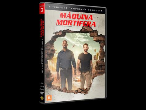 Máquina Mortífera: 3ª Temporada
