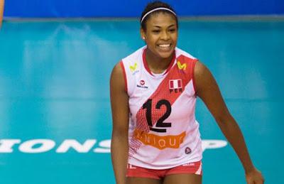 Osasco Peru vôlei feminino