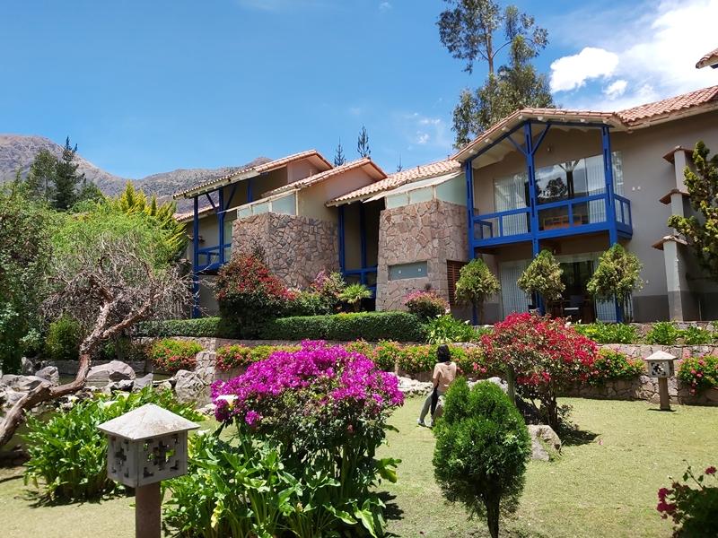 Onde ficar em Cusco - Machu Picchu, hotel de luxo