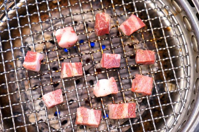 DSC03697 - 熱血採訪│台中雲火日式燒肉伊比利黑豬,中秋烤肉還有送宜蘭豪野鴨肉