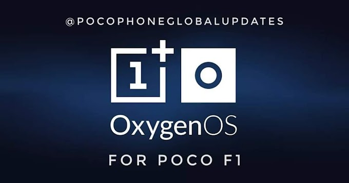 OxygenOS Port for Poco F1