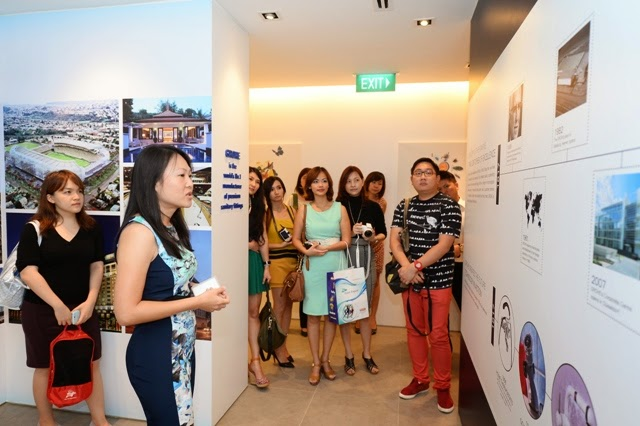 grohe live center singapore blogger event