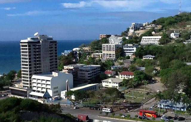 Ibu Kota Papua Nugini Port Moresby