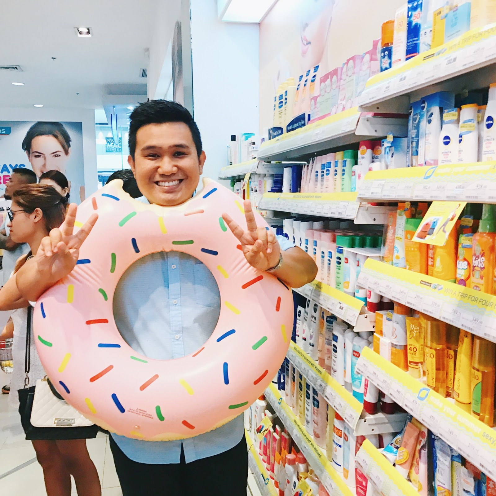 Watsons Make Your Summer Davao