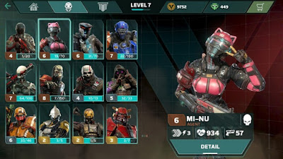 Modern Combat Versus Apk+Data Mod for Android