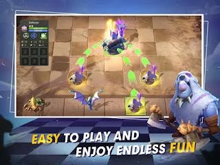 Jogo de xadrex diferente para Android Com Mods