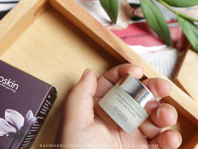 avoskin ultra brightening cream