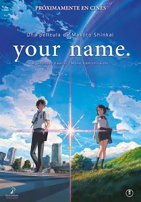 Your Name [Español Latino] [Pelicula] [Full HD]