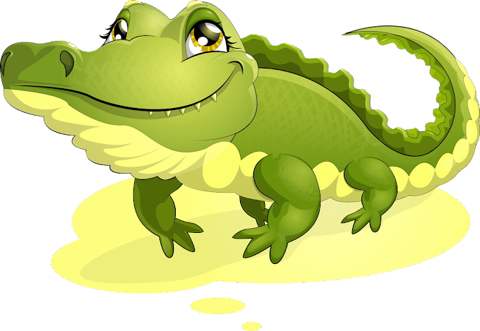 Crocodile Alligator Cartoon Illustration, crocodile, animals, vertebrate png by: pngkh.com