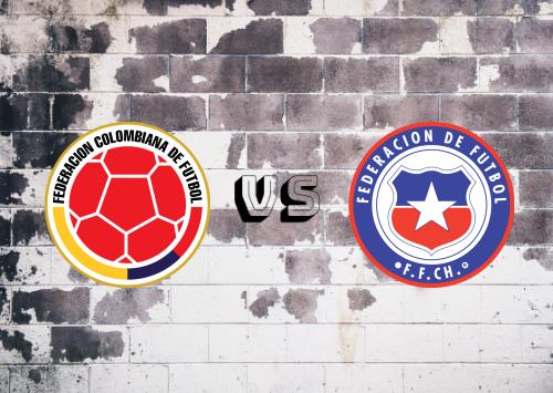 Colombia vs Chile  Resumen