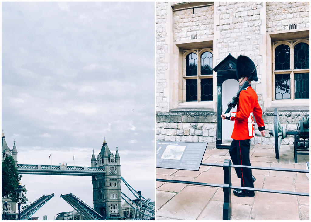 London Photo Diary: Tower Of London + Buckingham Palace
