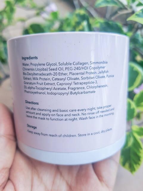 Mon Cheri Uplifting Collagen Gel