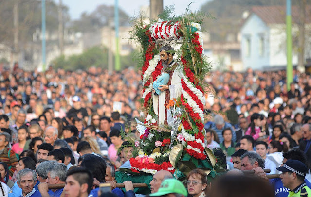 Procesión de San Cayetano Tucumán