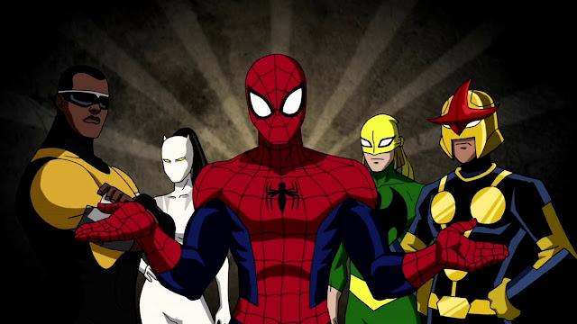 Ultimate Spider Man [2012] [Latino] [Mega & Mediafire]
