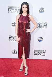 Selena Gomez American Musical Awards Picture