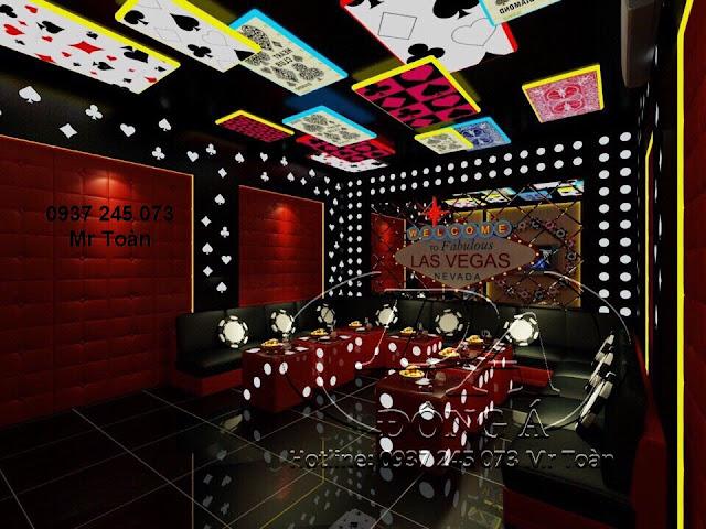 Thiết kế thi công karaoke