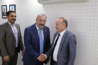 İyi Parti Mamak İlçe Başkanlığı Ankara İl Başkanlığı Ziyareti