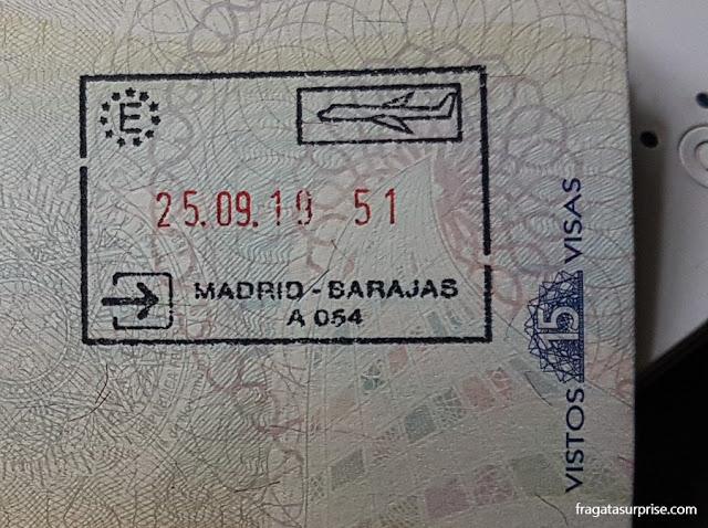 Viagem a Barcelona, Imigração na Espanha