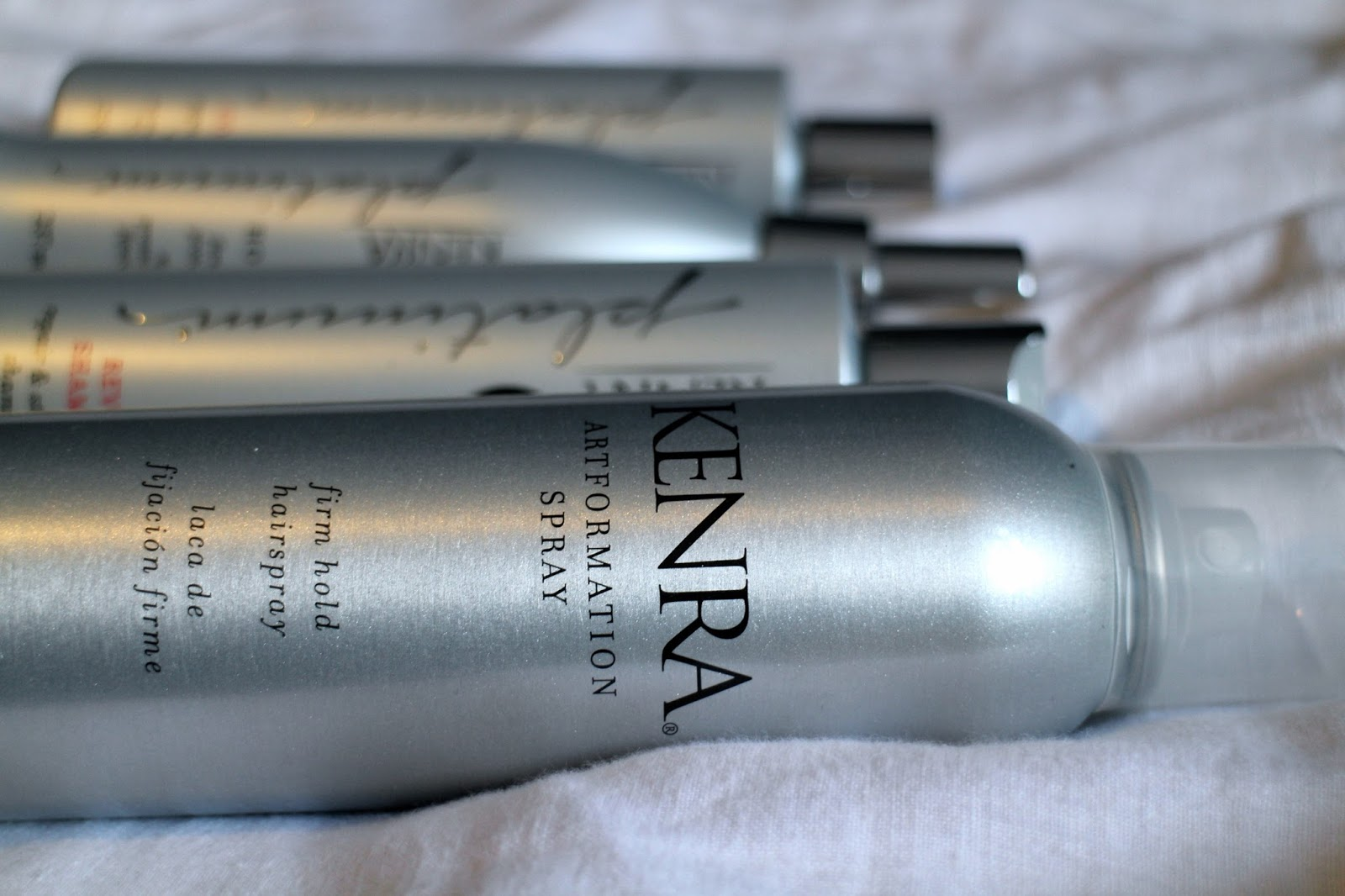Kenra Professional haircare products