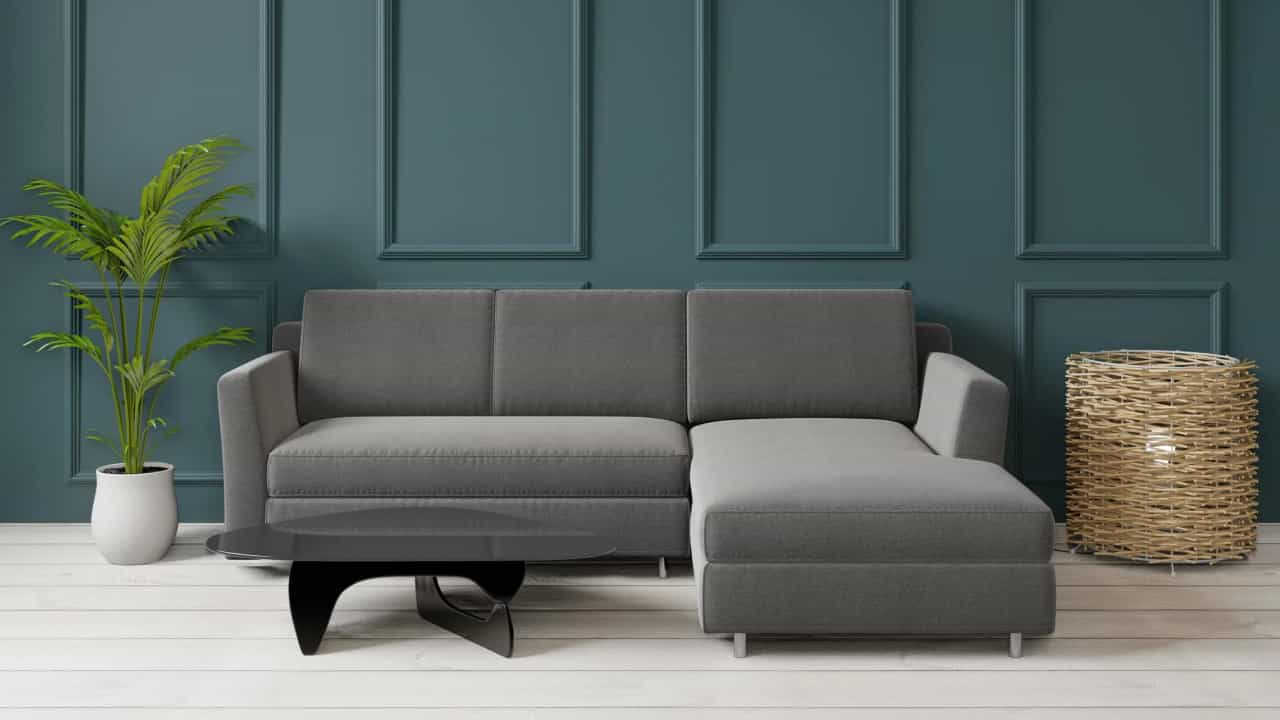5 Ide Sofa Ruang Tamu Minimalis Untuk Ruangan Kecil Gramebel Sofa ruang tamu kecil